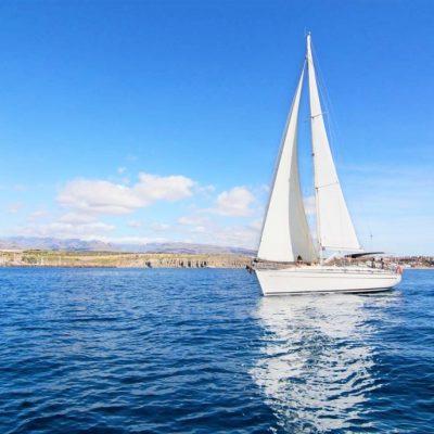 sailing boat charter in Gran Canaria (1) - Privat  seilbåttur  på  Gran  Canaria