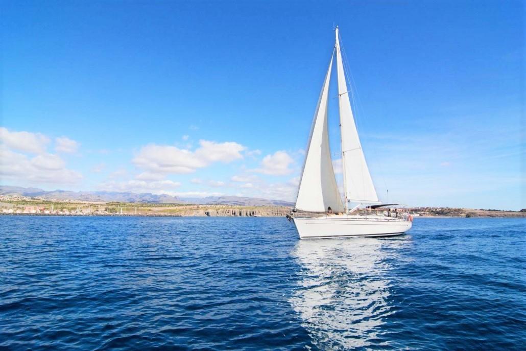 Privat seilbåttur på Gran Canaria