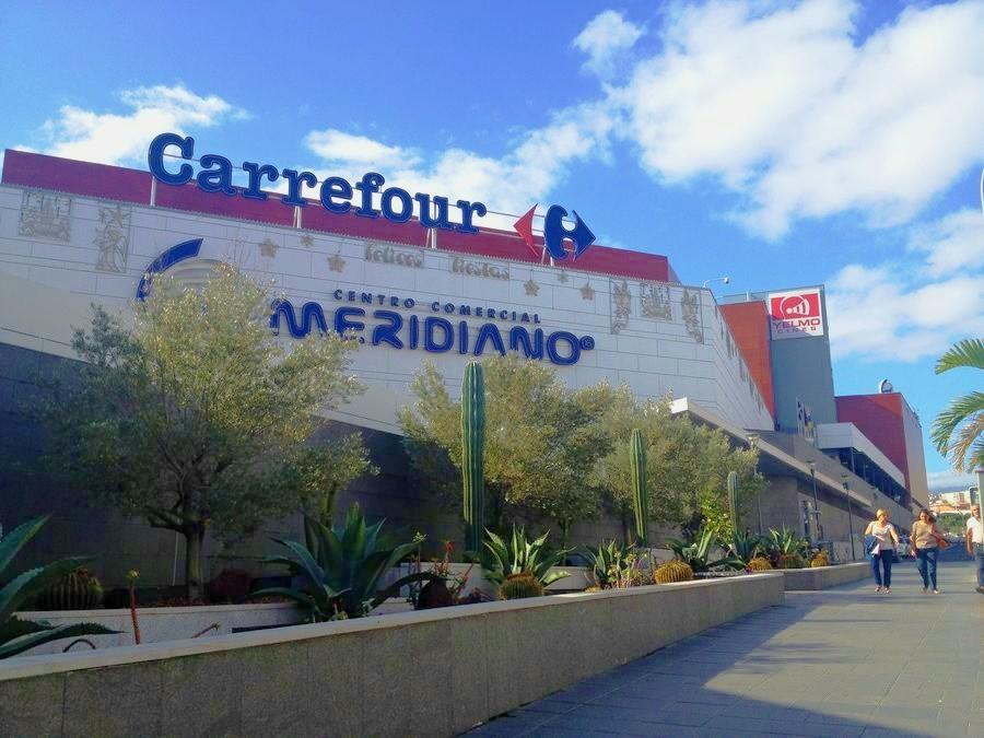 Bustransport: Santa Cruz de Tenerife Shopping