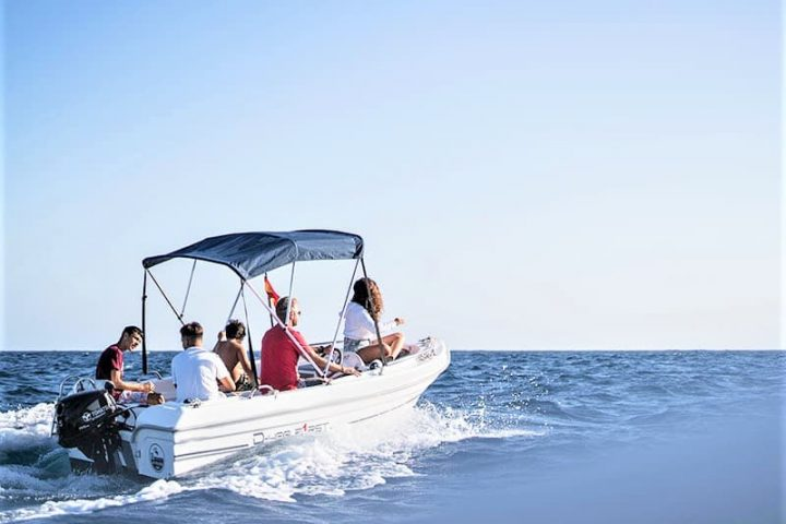 Small Motor Boat Rental without License in Tenerife - 2506