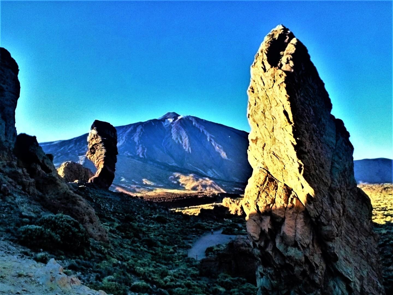 Tenerifes salas ekskursija Teide – Masca