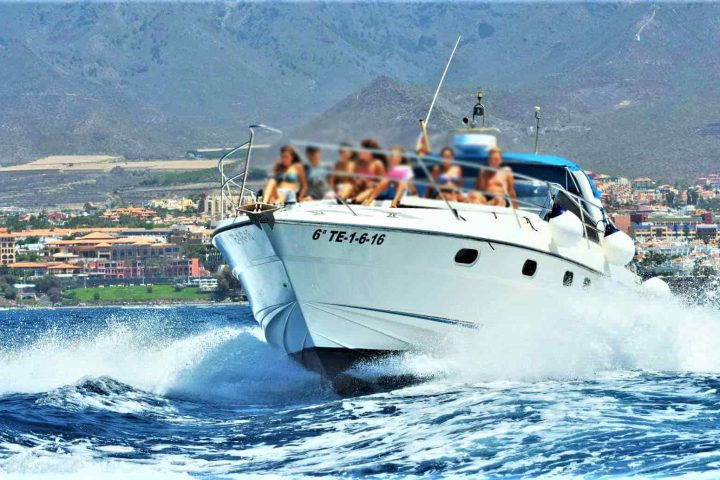 Tenerife mootorpaadi charter Fairline 42-ga - 6277