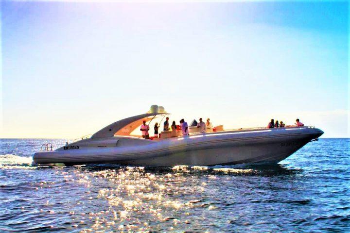 Luxe motorbootcharter op Tenerife - 548