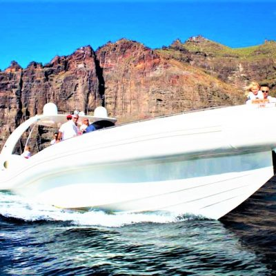 tenerife power boat charter opera 60 (1) - Luxury Motor RIB & Power Boat Charter