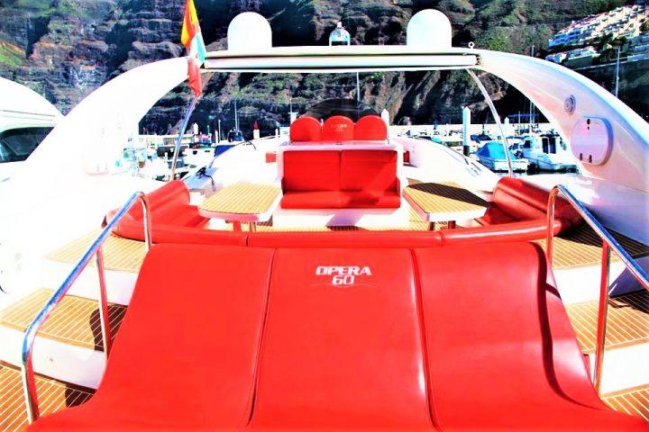 Luxe motorbootcharter op Tenerife - 552
