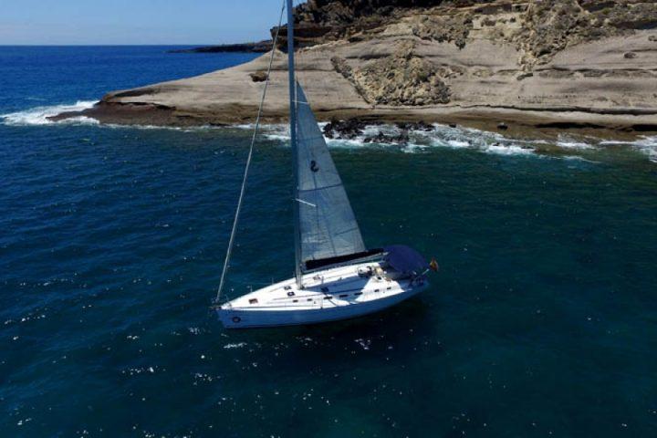 Big Sailing Boat Charter in Tenerife - 536