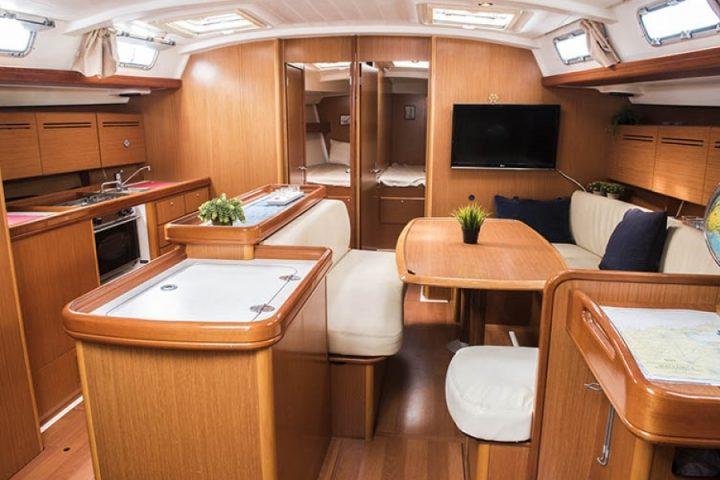 Big Sailing Boat Charter in Tenerife - 538