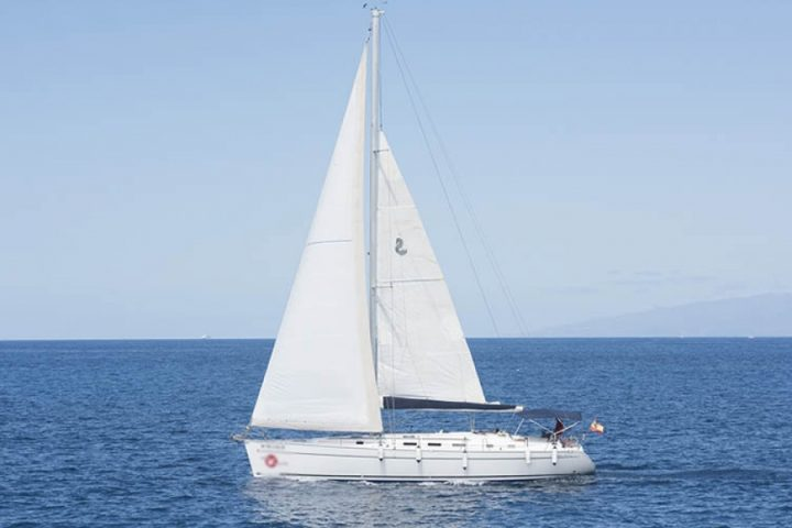 Großes Segelboote auf Teneriffa mieten - 540