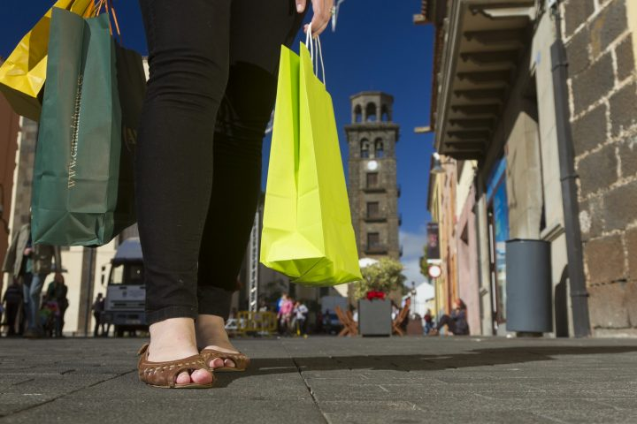 tenerife shopping