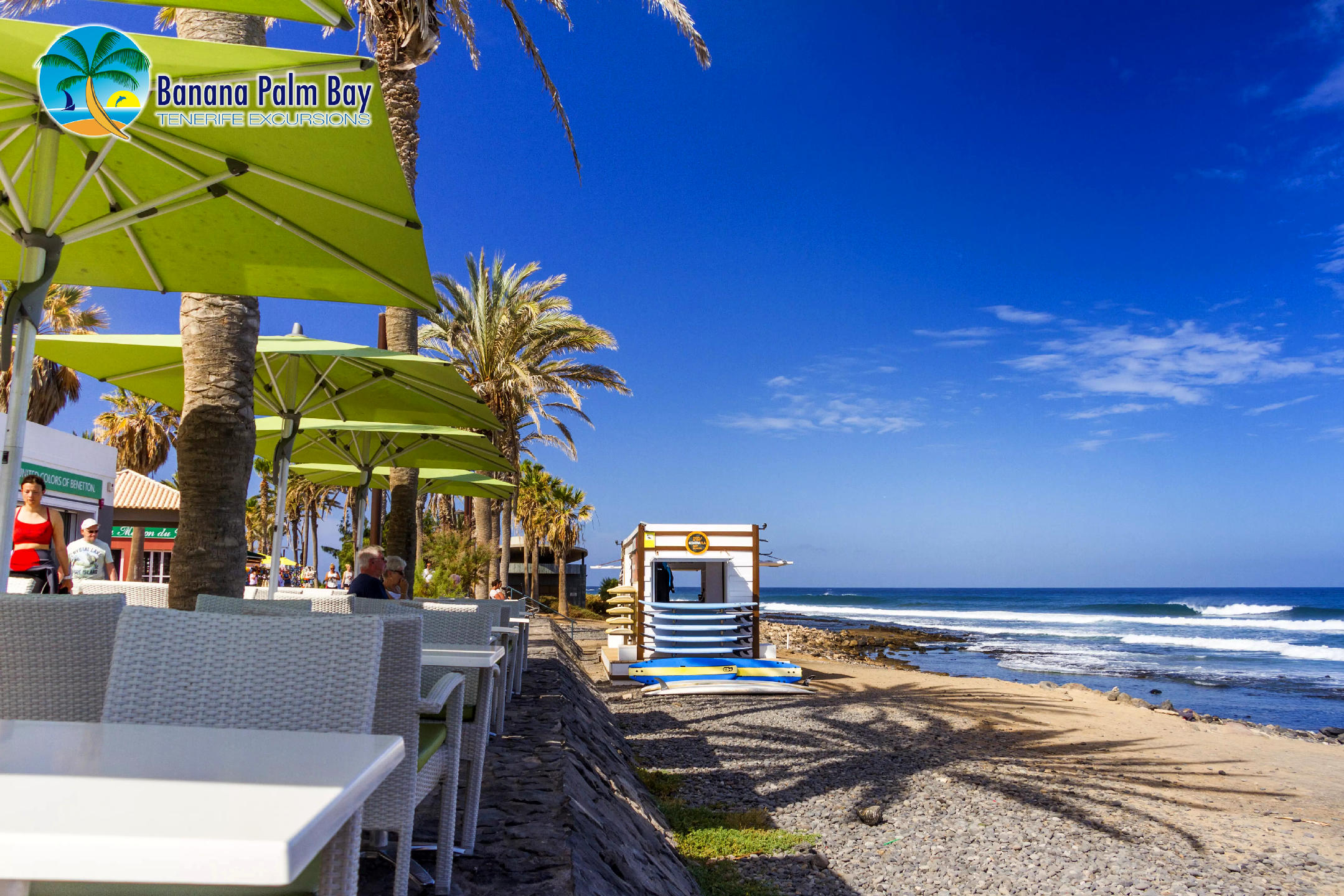 Tenerife: Restaurants in the south