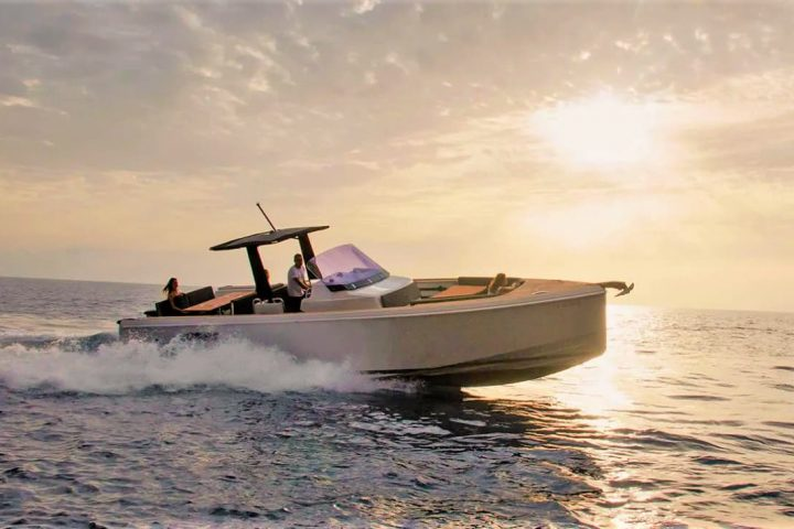 3 Hours Speed Boat Charter in Tenerife South Puerto Colon - 2448