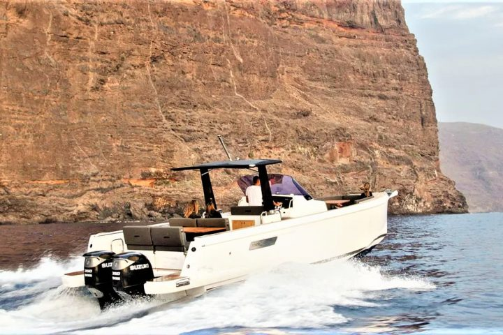 3 Hours Speed Boat Charter in Tenerife South Puerto Colon - 2450