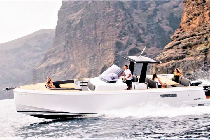 3 Hours Speed Boat Charter in Tenerife South Puerto Colon - 2451